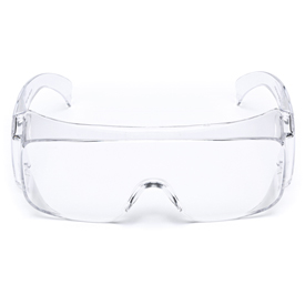 3M™ Tour-Guard V Protective Eyewear, TGV01-100, Clear, 100/Case