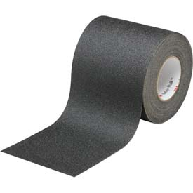 3M Safety-Walk Slip-Resistant General Purpose Tapes/Treads 610, BK, 6 inx60 ft,1 Roll by