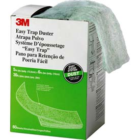 3M™ Easy Trap Duster, 5 in x 6 in x 30 ft, 60 sheets/box, 8 boxes/case, 70071659752