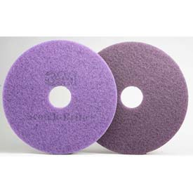 3M™ Scotch-Brite™ Purple Diamond Floor Pad Plus, 20 in, 5/case, FN510082079