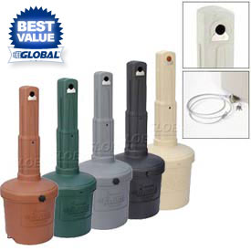 Global Industrial™ Outdoor Ashtrays
