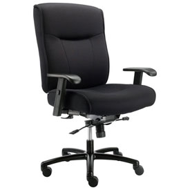 Interion™ - Big & Tall Seating With Choice Of Armrests