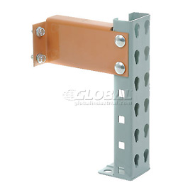 "6""D Wall Bracket Interlake Mecalux Pallet Rack"