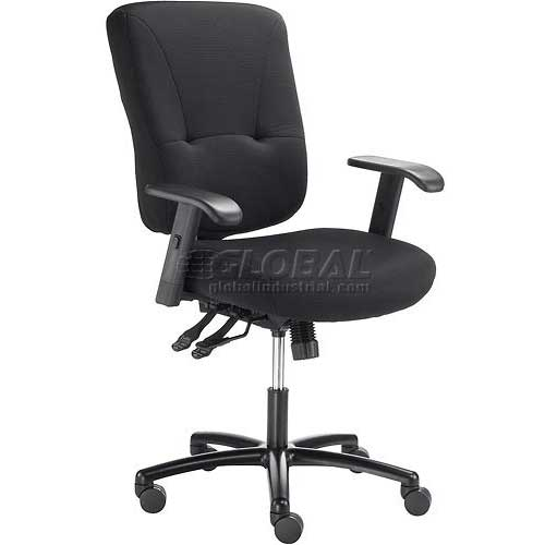 Interion® Big & Tall Ergo Manager Chair
