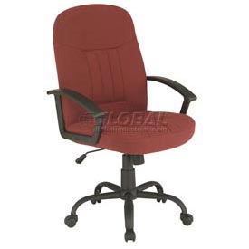 Interion™ - Comfort And Value Fabric Executive Chair