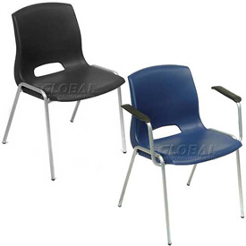 Interion™ - Merion Vented Back Molded Chairs