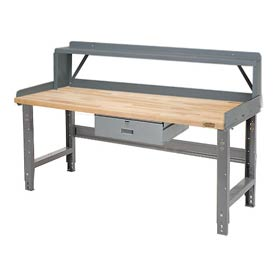 Pre-Configured Height Adjustable Workbenches