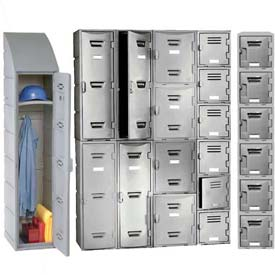 Mounting Kit, Mounting Bar & Hardware for Plastic Lockers