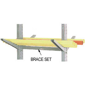MECO (1000 Series) Horizontal Brace Set