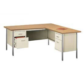 metal office desks. hon steel modular desks metal office e
