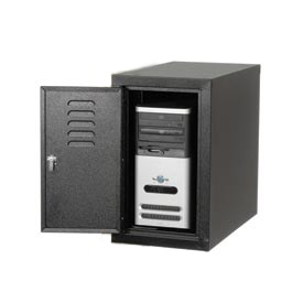 CPU & Printer Security Cabinets