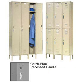 Capital™ Steel Lockers - Ready To Assemble