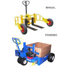 Vestill All Terrain Pallet Jack Trucks