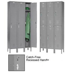 Capital® Steel Lockers - Assembled