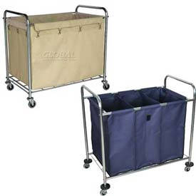 Luxor® Industrial Laundry Hamper Bulk Trucks