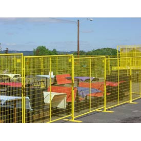 Outdoor Security Fence Barriers