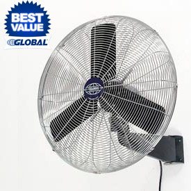Oscillating Wall Mount Industrial Fans