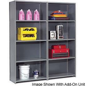 Global Steel Shelving - 18 Gauge - 73
