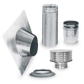 "AmeriVent 5""Dia. Gas-Vent Kit"