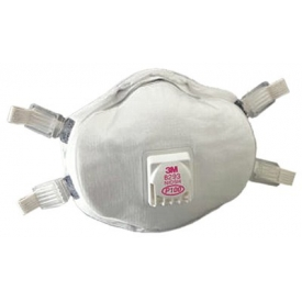 3M Particulate Respirator 8293, P100, 1 Each by