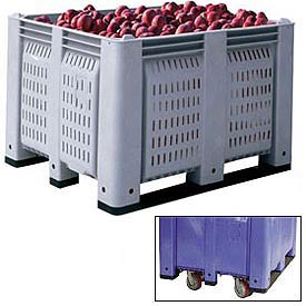 Stacking Pallet Containers - USDA Approved