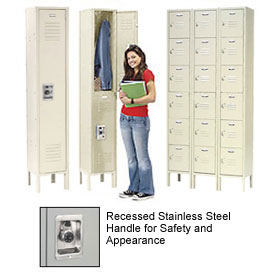 Infinity™ Steel Lockers - Ready To Assemble
