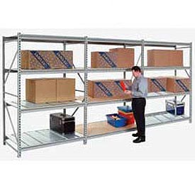 Extra High Capacity Bulk Storage Rack Components (Build Your Own)