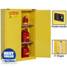 Flammable Storage Cabinets at Global Industrial