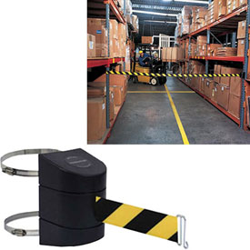 Warehouse Retractable Barriers