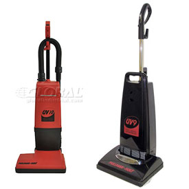 Boss Cleaning Equipment Upright Vacuums