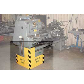 Steel Corner Rack & Machine Guard