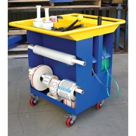 Packaging Supplies Cart