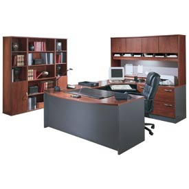 bush series c office furniture groupings - Bush Furniture
