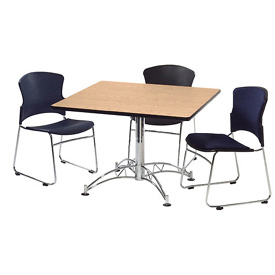Superb OFM   Contemporary Lunchroom Tables