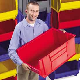 Akro Mils® Super Size Akrobins® Stacking Bins