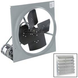 Belt Drive Exhaust Fans & Shutters