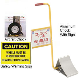 Specialty Wheel Chocks & Signs