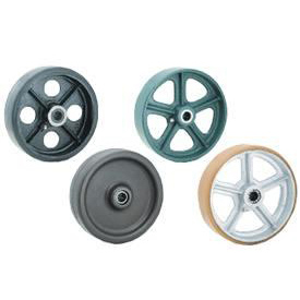 Industrial Use Rated Wheels