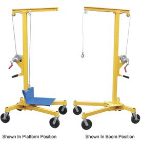 Vestil Portable Worksite Crane