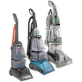 Hoover® Steamvac Carpet Vacuum Cleaners