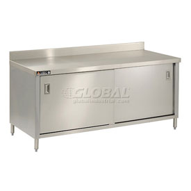 Stainless Steel Cabinet Benches