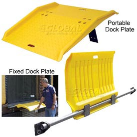 Eagle Plastic Dock Plates - Portable or Fixed