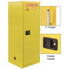 Global&#8482 Slim Flammable Cabinets