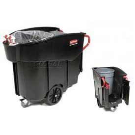 Rubbermaid® Mega Brute Mobile Waste Collector