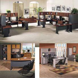 bush series a modular office furniture - Bush Office Furniture