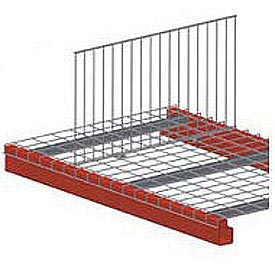 Pallet Rack - Wire Deck Dividers