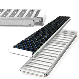 Pallet Rack - Gravity Flow Roller & Wheel Track