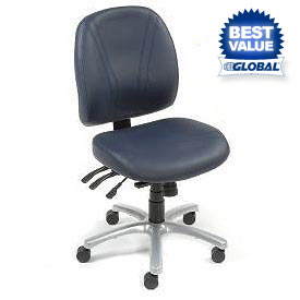 Interion® - Anti-Microbial 8-Way Ergonomic Chairs
