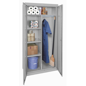 All-Welded Combination Cabinets