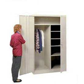 Lyon Combination Storage Cabinets (Easy Assembly And Assembled)